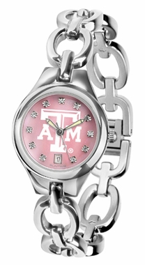 Texas A&M Women's Eclipse Mother of Pearl Watch