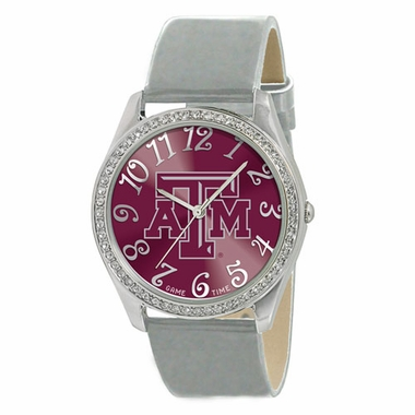 Texas A&M Women's Glitz Watch