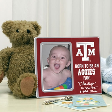 Texas A&M Youth Picture Frame