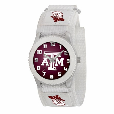 Texas A&M Youth Rookie Watch (White)