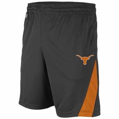 Texas Adrenaline Performance Shorts (Charcoal)