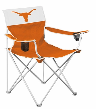 Texas Big Boy Adult Folding Logo Chair