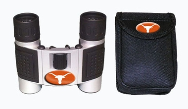 Texas Binoculars and Case