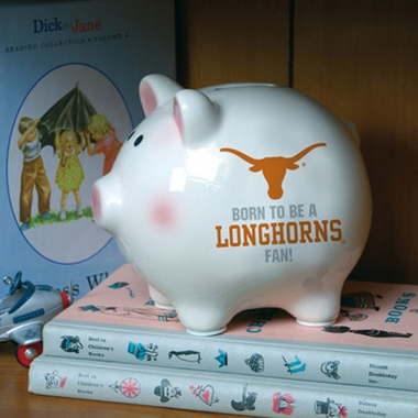 Texas (Born to Be) Piggy Bank