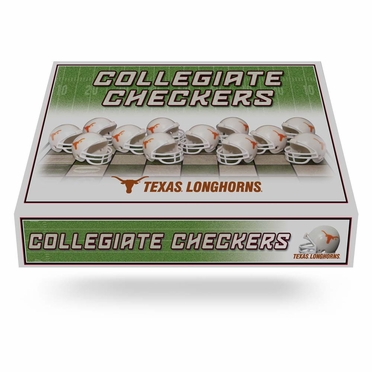 Texas Checkers Set