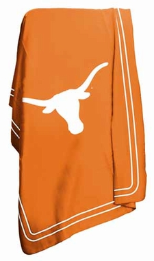 Texas Classic Fleece Throw Blanket