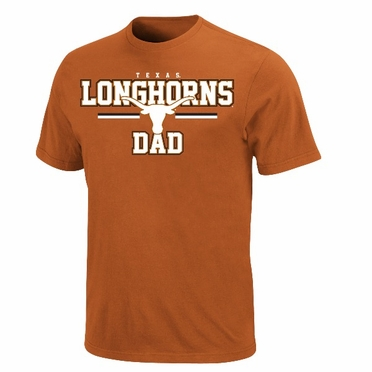 Texas College Dad T-Shirt
