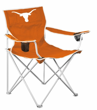 Texas Deluxe Adult Folding Logo Chair