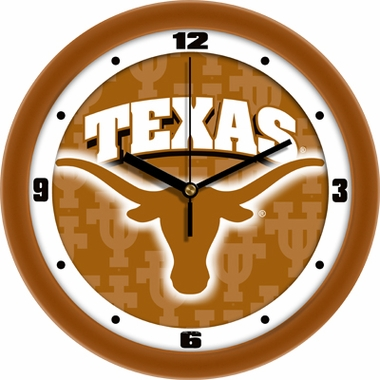 Texas Dimension Wall Clock