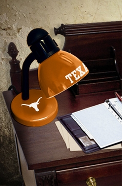 Texas Dorm Lamp