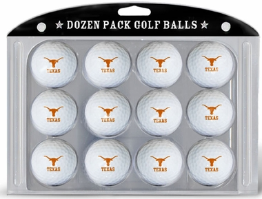 Texas Dozen Golf Balls