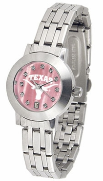 Texas Dynasty Women's Mother of Pearl Watch