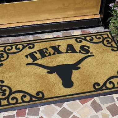 Texas Exterior Door Mat