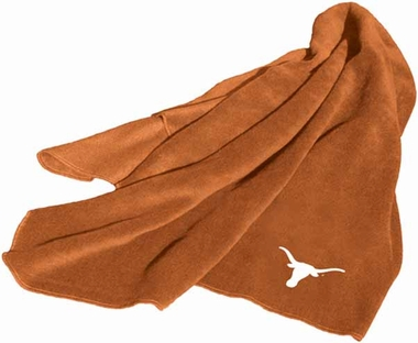 Texas Fleece Throw Blanket