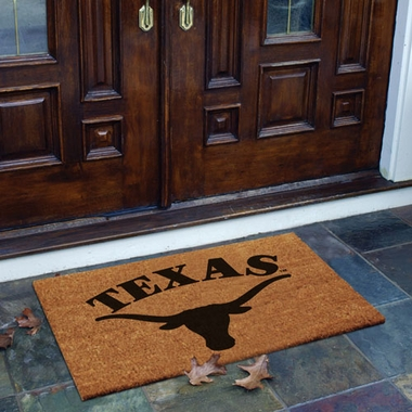 Texas Flocked Coir Doormat