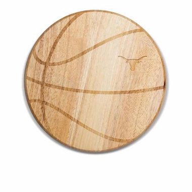 Texas Free Throw Cutting Board