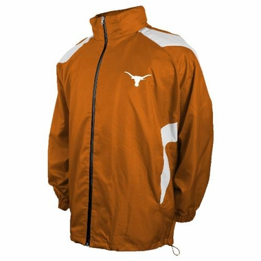 Texas Full Zip Packable Lightweight Jacket