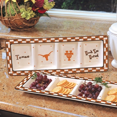 Texas Gameday Relish Tray