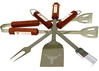 Texas Grill BBQ Utensil Set