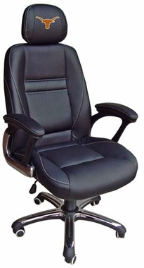 Texas Head Coach Office Chair