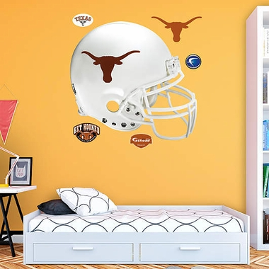 Texas Helmet Fathead Wall Graphic