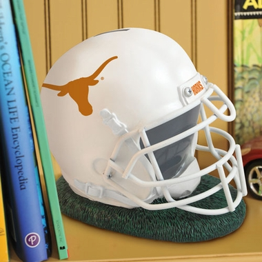 Texas Helmet Shaped Bank