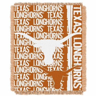 Texas Jacquard Woven Throw Blanket