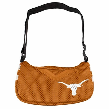 Texas Jersey Material Purse
