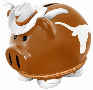 Texas Large Thematic Piggy Bank