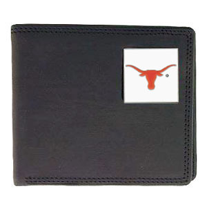 Texas Leather Bifold Wallet (F)