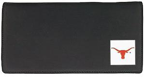 Texas Leather Checkbook Cover (F)
