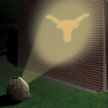 Texas Logo Projection Rock