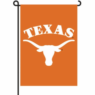 Texas Longhorns 11x15 Garden Flag