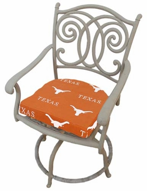 Texas Longhorns D Cushion