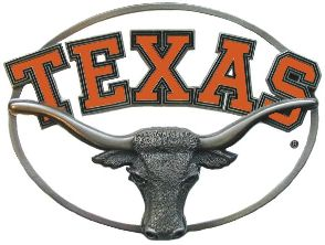 Texas Longhorns Hitch Cover Class 3