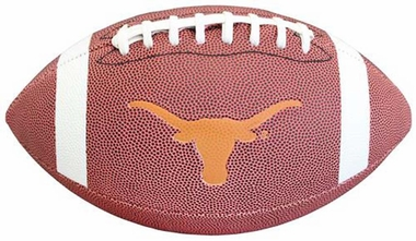 Texas Longhorns NCAA Baden Official Size Composite Football