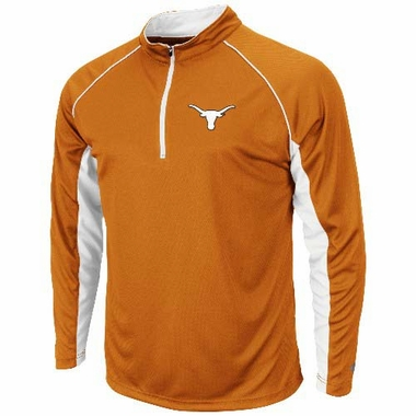 Texas Longhorns Viper 1/4 Zip Pullover Shirt
