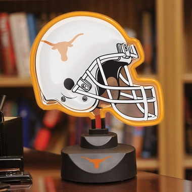 Texas Neon Display Helmet