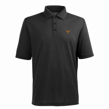 Texas Mens Pique Xtra Lite Polo Shirt (Alternate Color: Black)