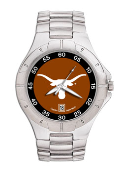 Texas Pro II Men's Stainless Steel Watch
