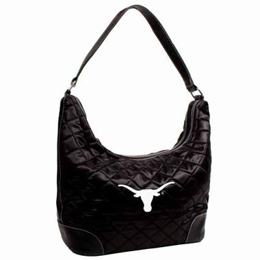 Texas Quilted Hobo Purse