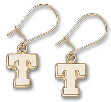 Texas Rangers 14K Gold Post or Dangle Earrings