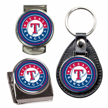 Texas Rangers 3 Piece Gift Set