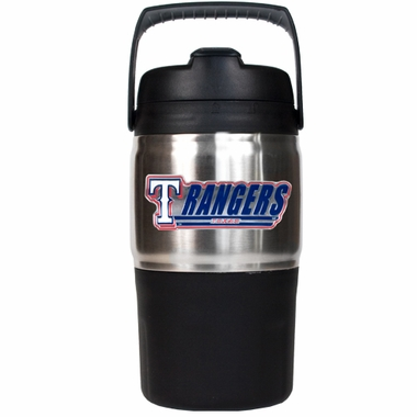 Texas Rangers 48oz Travel Jug