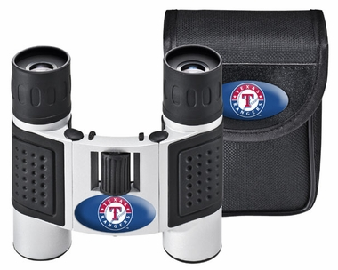 Texas Rangers Binoculars and Case