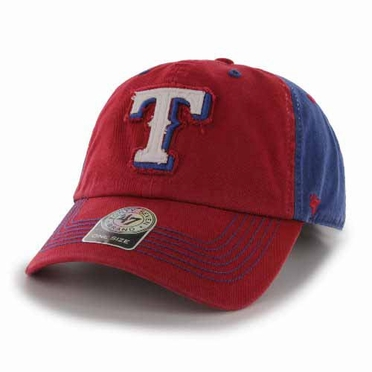 Texas Rangers Bower Clean Up Adjustable Hat