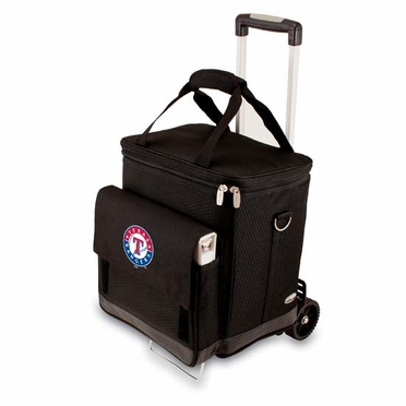 Texas Rangers Cellar w/ Trolley (Black)