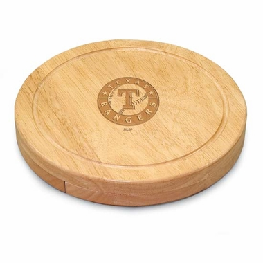 Texas Rangers Circo Cheese Board