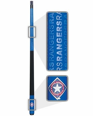 Texas Rangers Eliminator Pool Cue