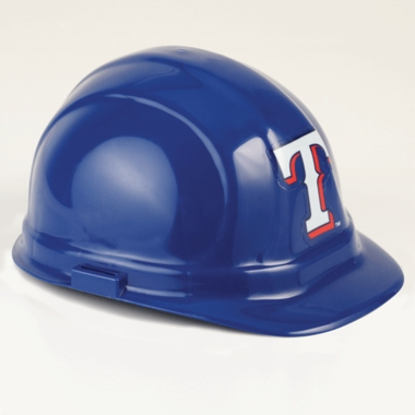 Texas Rangers Hard Hat